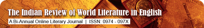 The Indian Review of World Literature in English